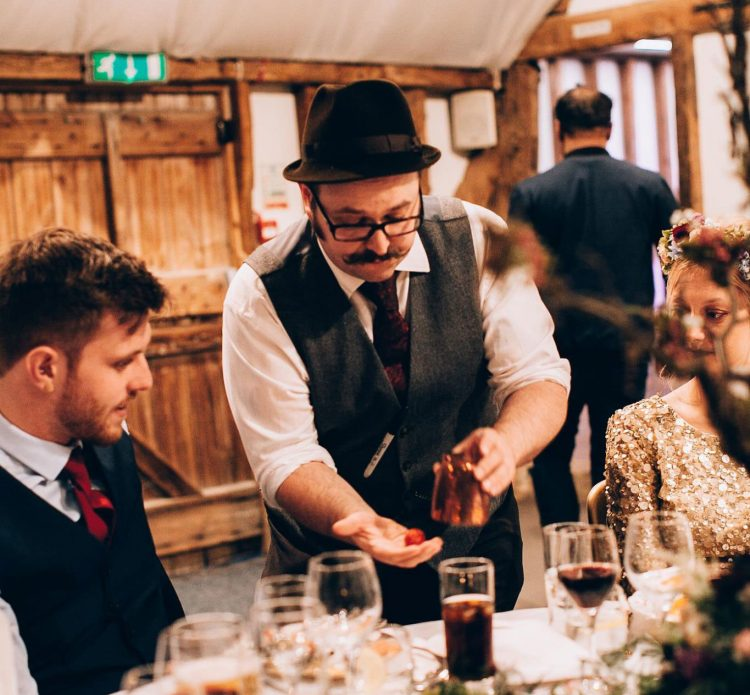 4 Ways to make your wedding drinks reception absolutely perfect